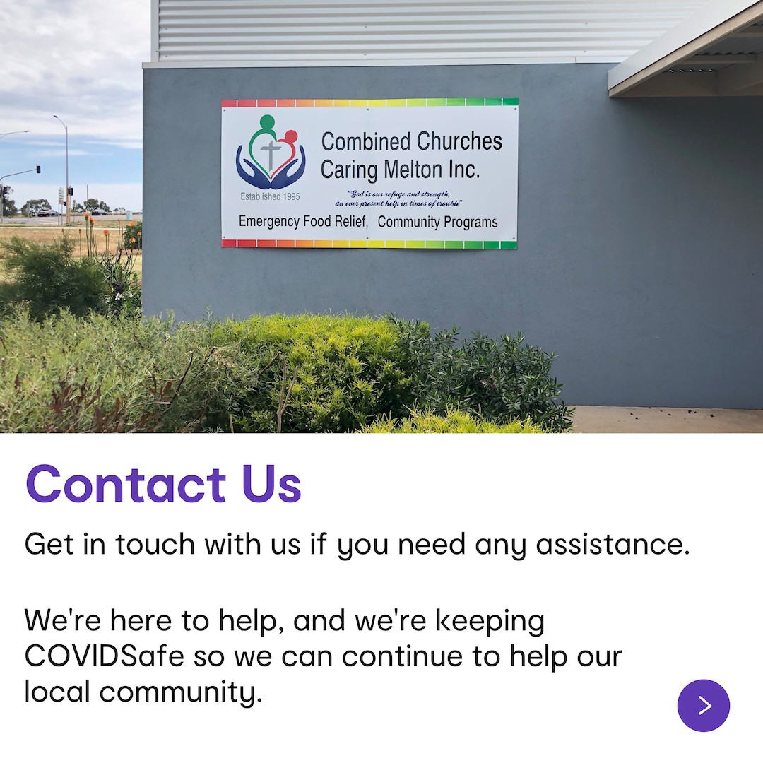 Contact Us - Get in touch with us if you need any assistance
